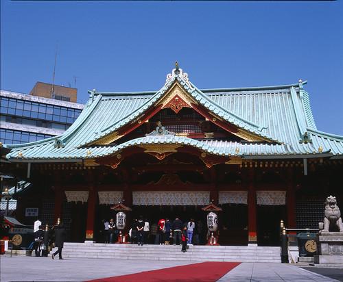 Tokyo power spots