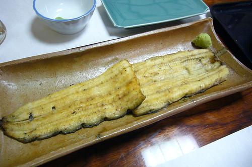 shinuku eel