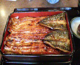 shinjuku eel