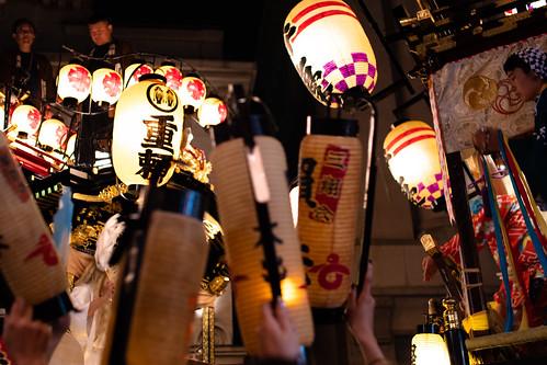 三 大 祭り 日本