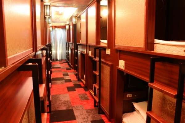東京 カプセルホテル ランキング