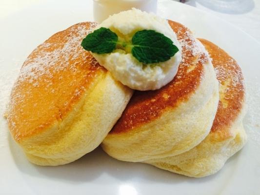 パン ケーキ 湘南