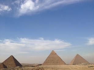 作り方 エジプト ピラミッド ピラミッドの作り方