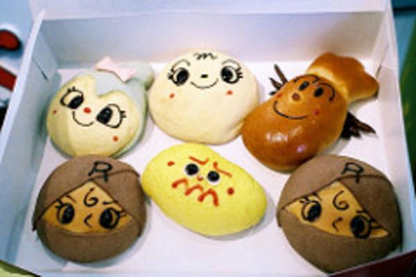 アンパンマンミュージアムのパンの種類や値段を紹介!人気の