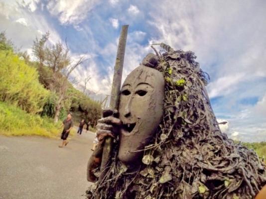 パーントゥ祭り」は宮古島伝統の...