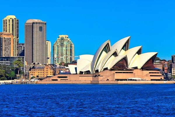 オペラ ハウス シドニー