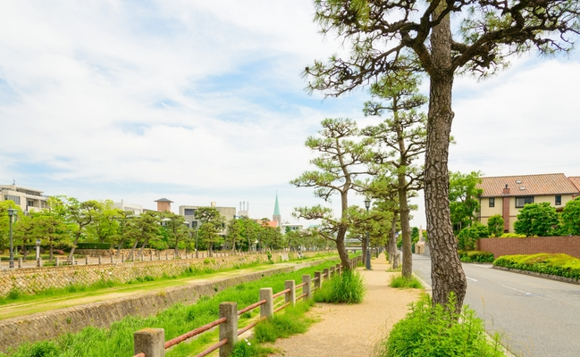 神戸 高級 住宅 街
