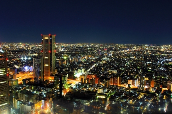 Summary of night view spots in Shinjuku! Introducing recommended shops for dates and dinners! Image of
