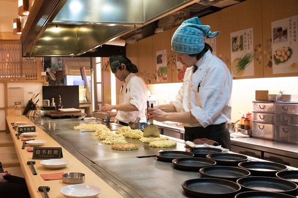 This is the recommended Shinjuku Monjayaki! Popular all-you-can-eat and shops with private rooms! Image of
