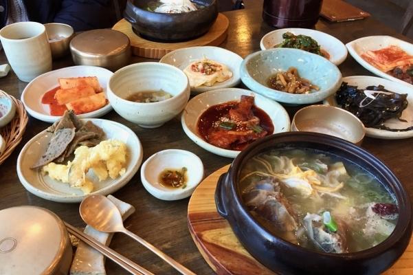 韓国 料理 人気
