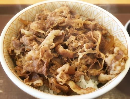牛 量 キング 丼