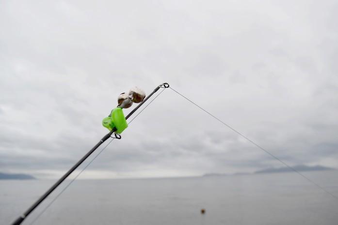 アメナマ釣りの道具