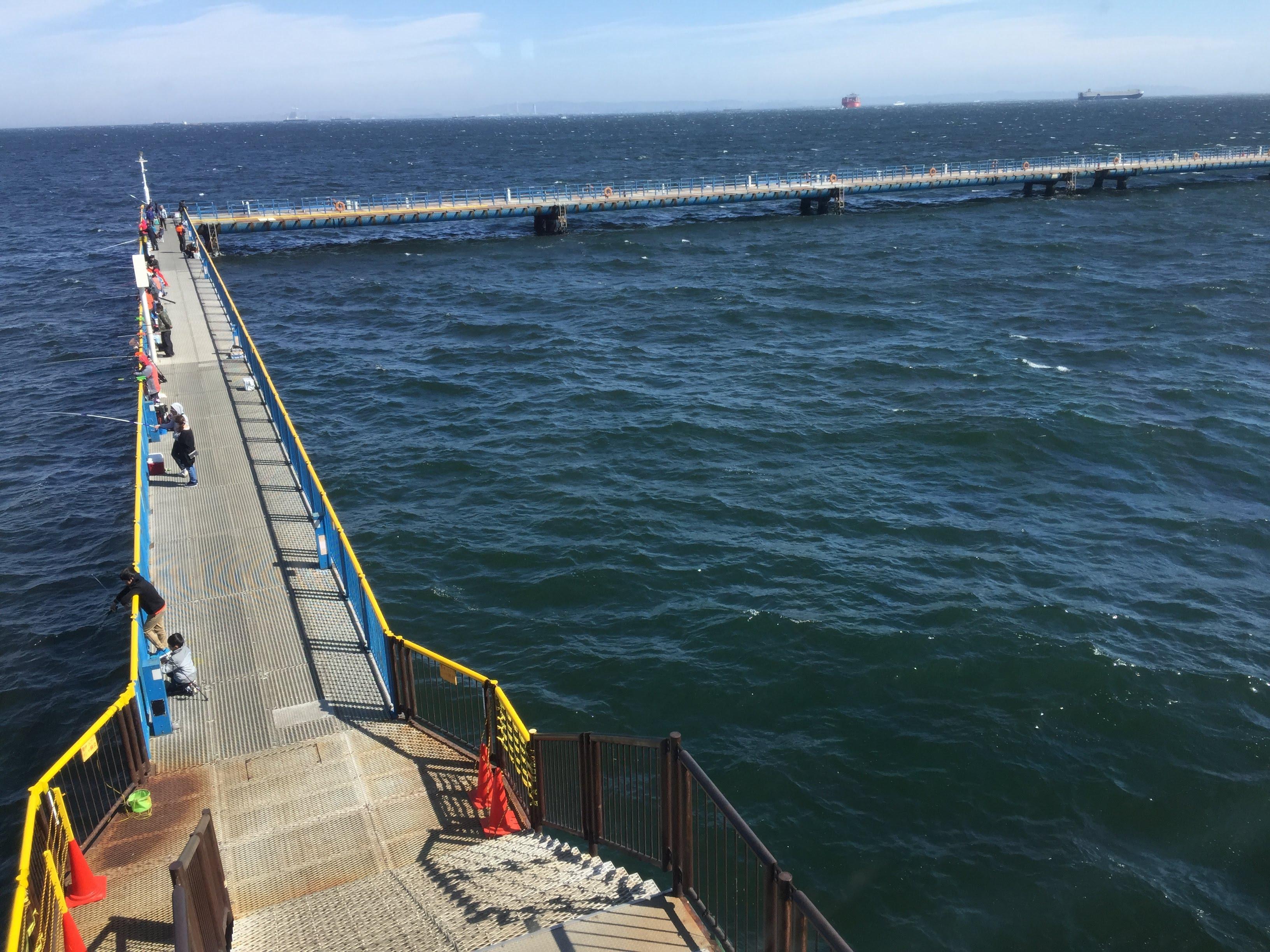 磯子海釣り施設の攻略方法を解説!おすすめのポイントや釣り方をご紹介!