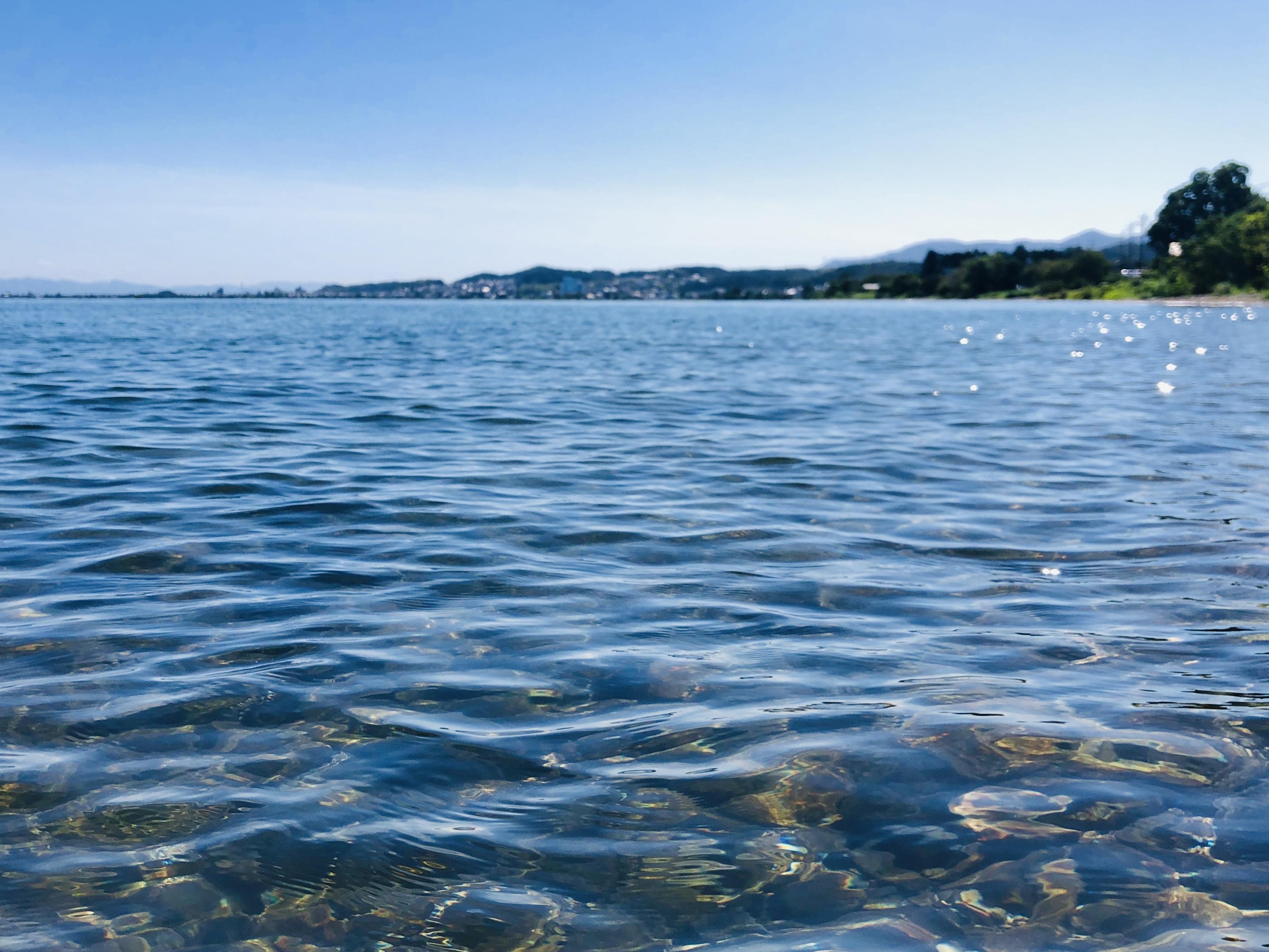琵琶湖の水温、放水量、水位などがリアルタイムで見れるサイトをご紹介!