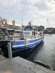 岸和田渡船とは?岸和田一文字への渡し船と釣り場情報をご紹介!