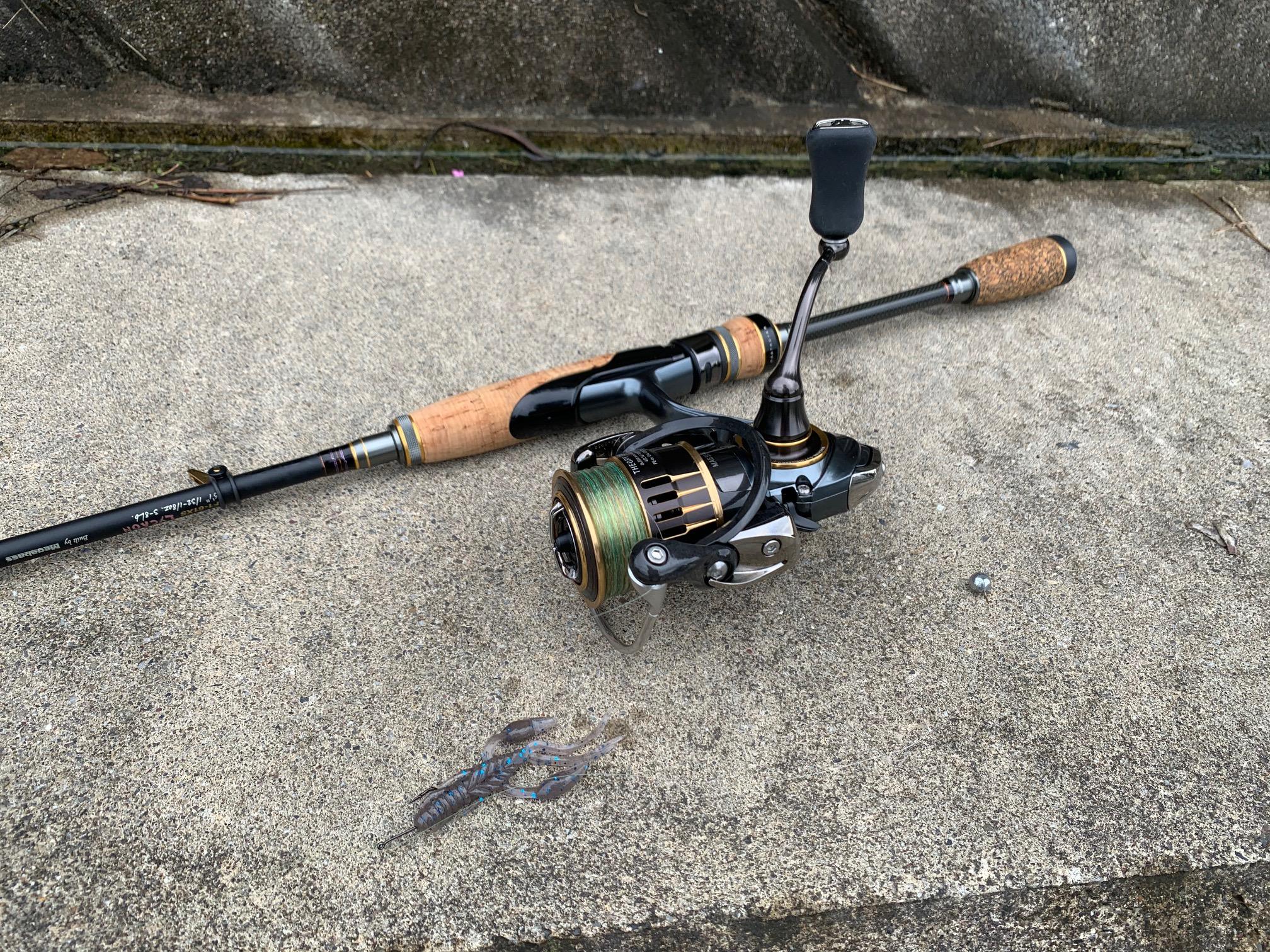 ダウンショットリグの釣り方は?活用法や釣れるテクニックをご紹介!