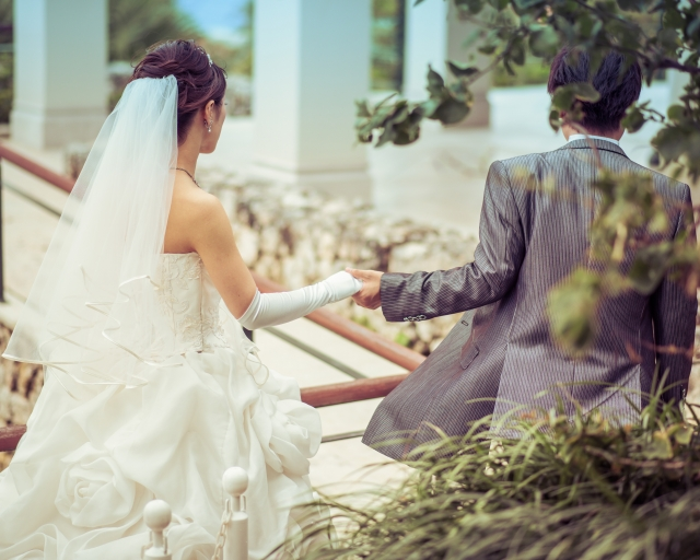 門 りょう 結婚 式
