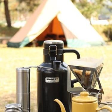 キャンプ・アウトドアでコーヒー!4つの道具セット&美味しい淹れ方をご紹介!