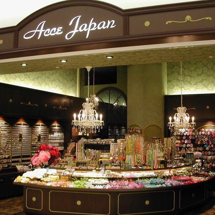 閉店】Accejapan(アクセジャパン)あべのキューズモール店 | 開店閉店ナビ
