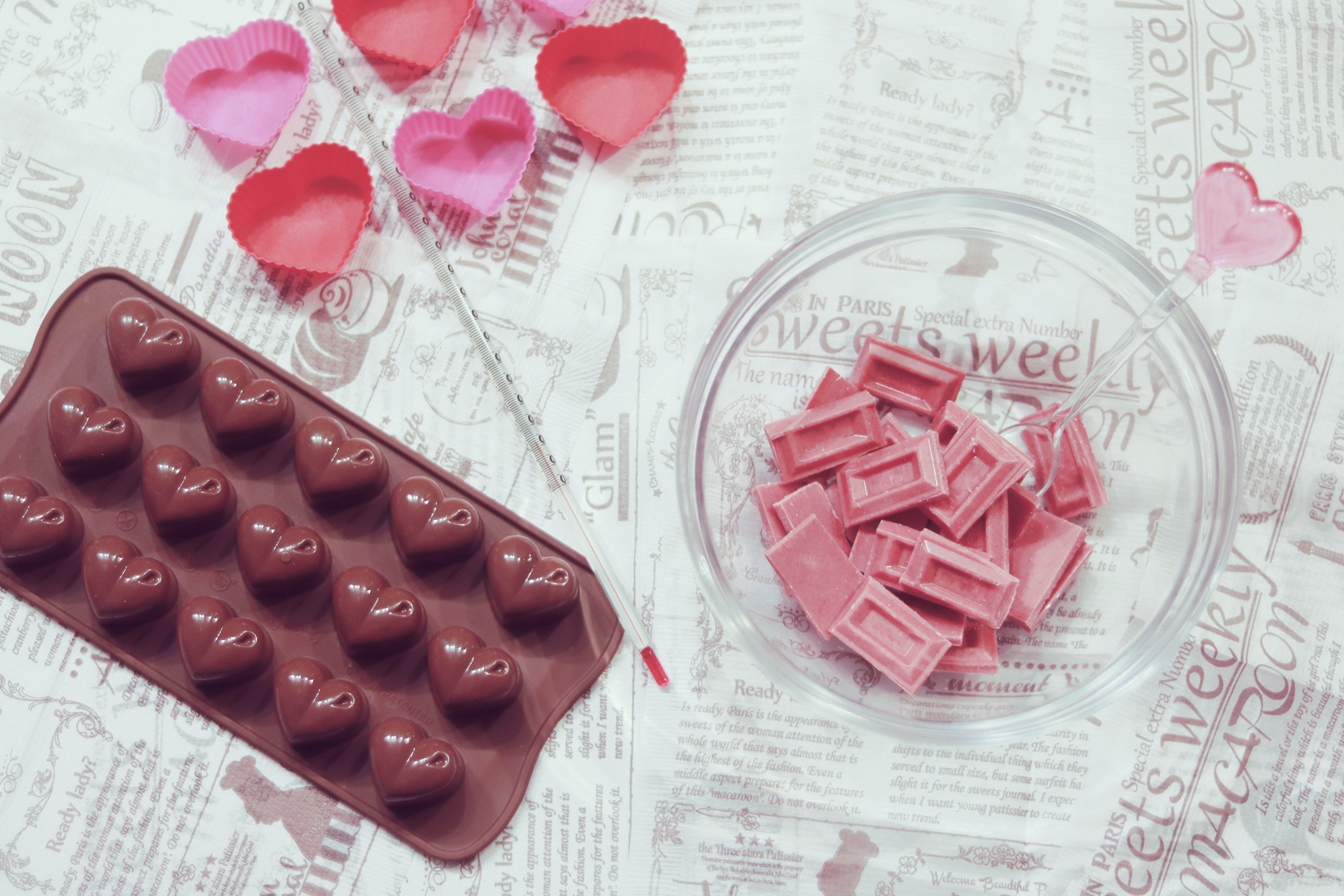 手作り 大量 バレンタイン 簡単