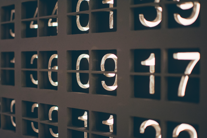 数子 計算 細木 2020
