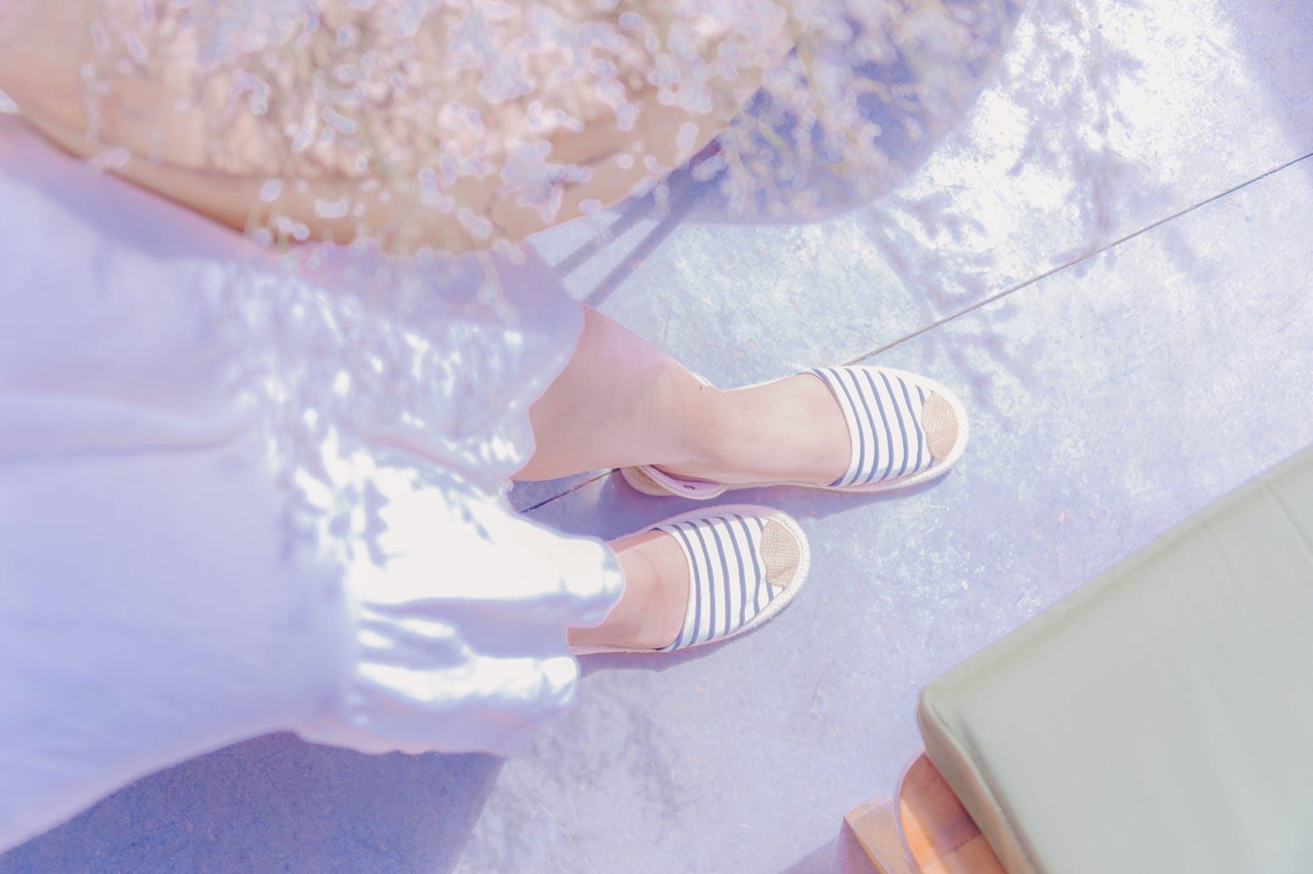 サンダル 靴擦れ しない