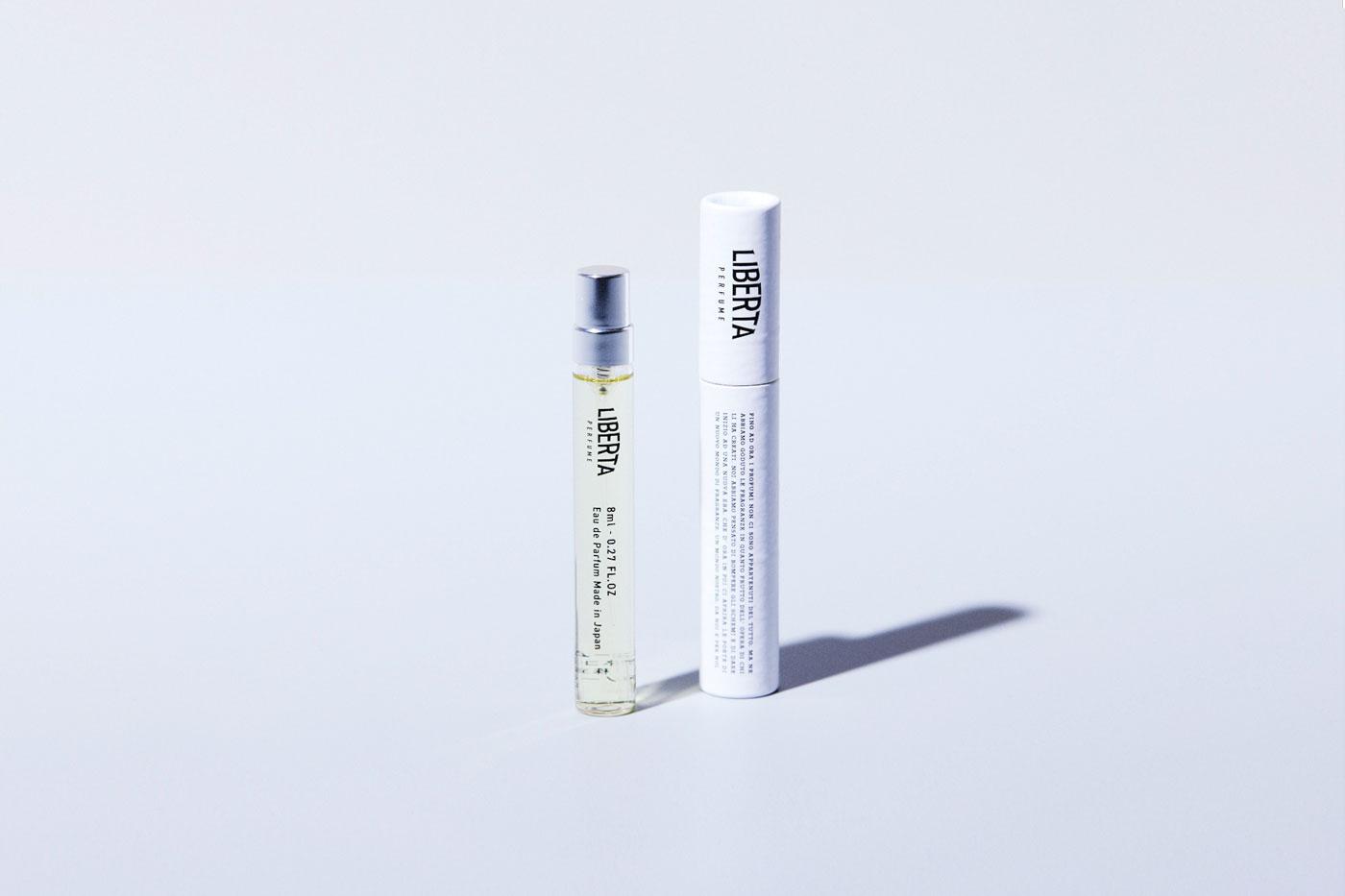 LIBERTA perfumeイメージ