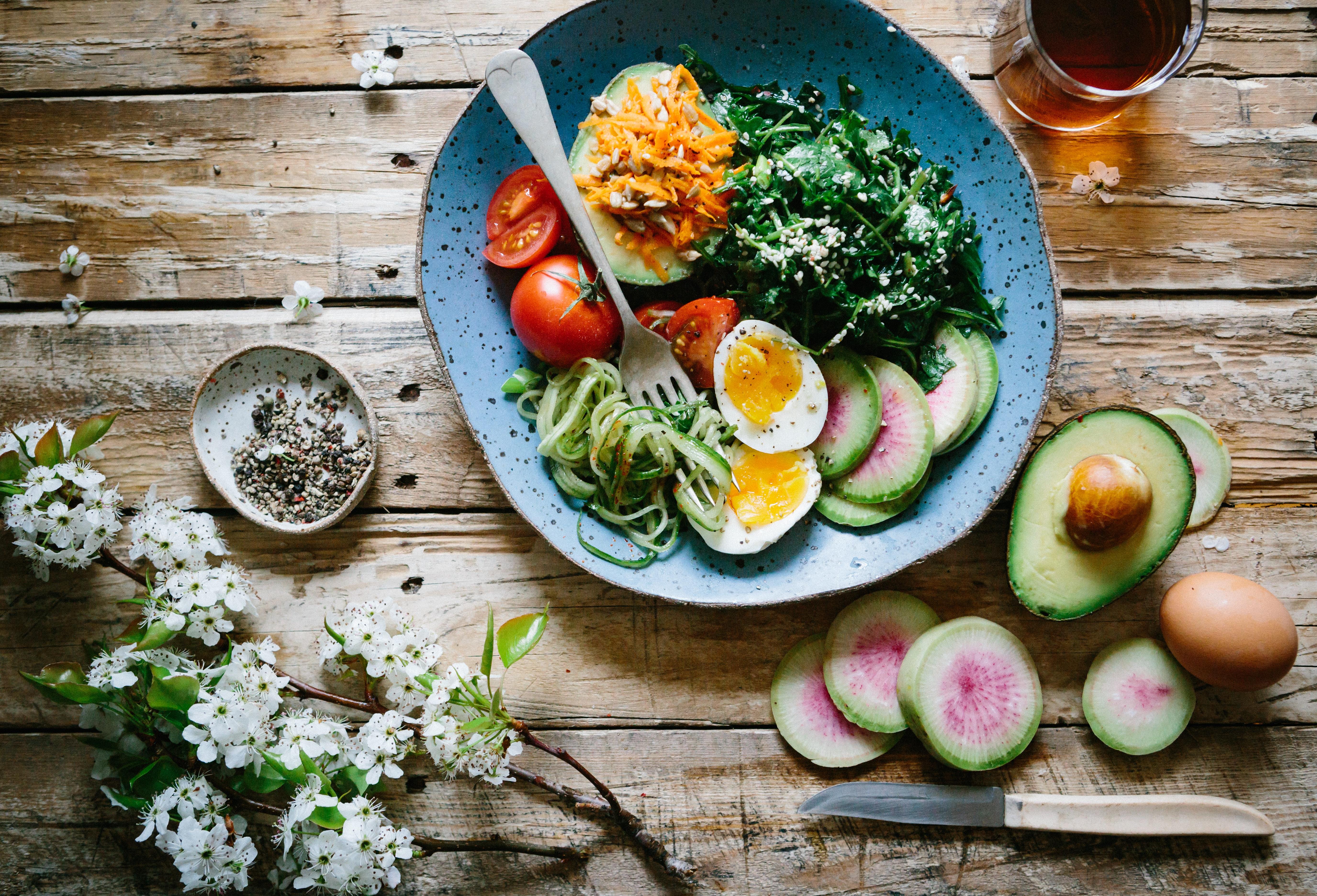 B型におすすめのダイエット方法!痩せる食事・食材や運動のコツ!