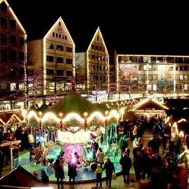 横浜赤レンガ倉庫のクリスマスマーケット2019!見どころは?