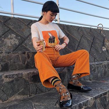 オレンジに合う色の組み合わせは?カラー別コーディネートも8色紹介!