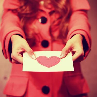 バレンタインメッセージカード・手紙の例文!男が喜ぶ書き方は?