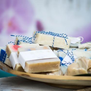 アロマワックスサシェの簡単な作り方を紹介!香りを楽しもう♡