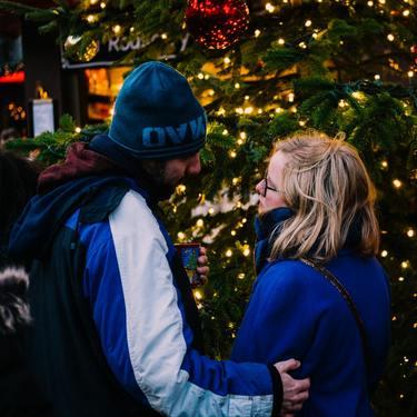 クリスマスのデート服どうしよう!彼が喜ぶ男ウケコーディネート♡