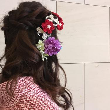 【成人式】清楚な髪型で大人の仲間入り♡振袖に似合うヘアアレンジ!