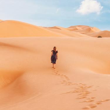【夢占い】砂漠の夢の意味25選|探検・オアシス・ピラミッドなど