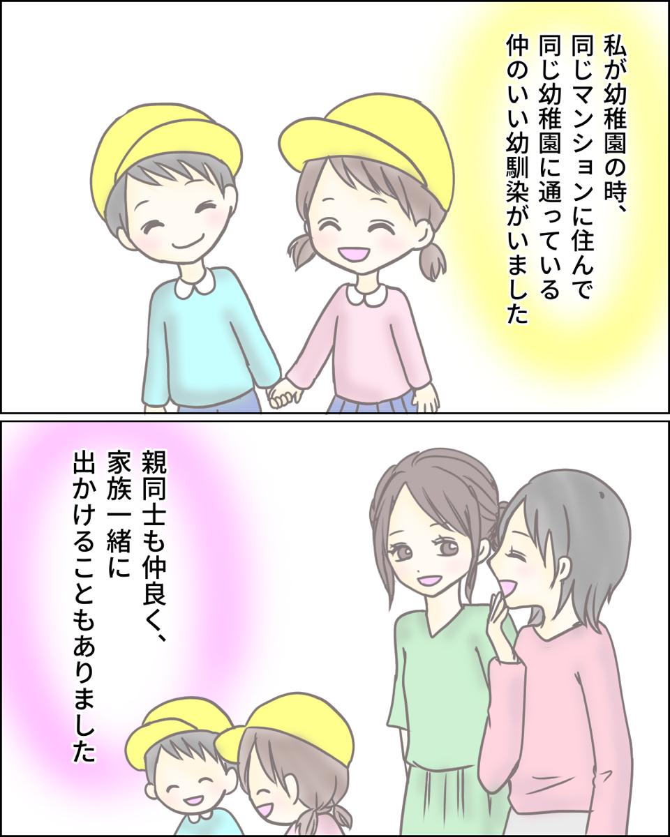 初恋の幼馴染みと恋の続き【Lovely漫画】