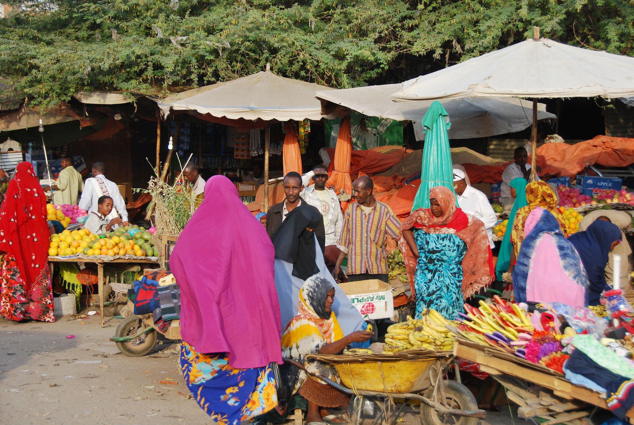 ソマリア全都市