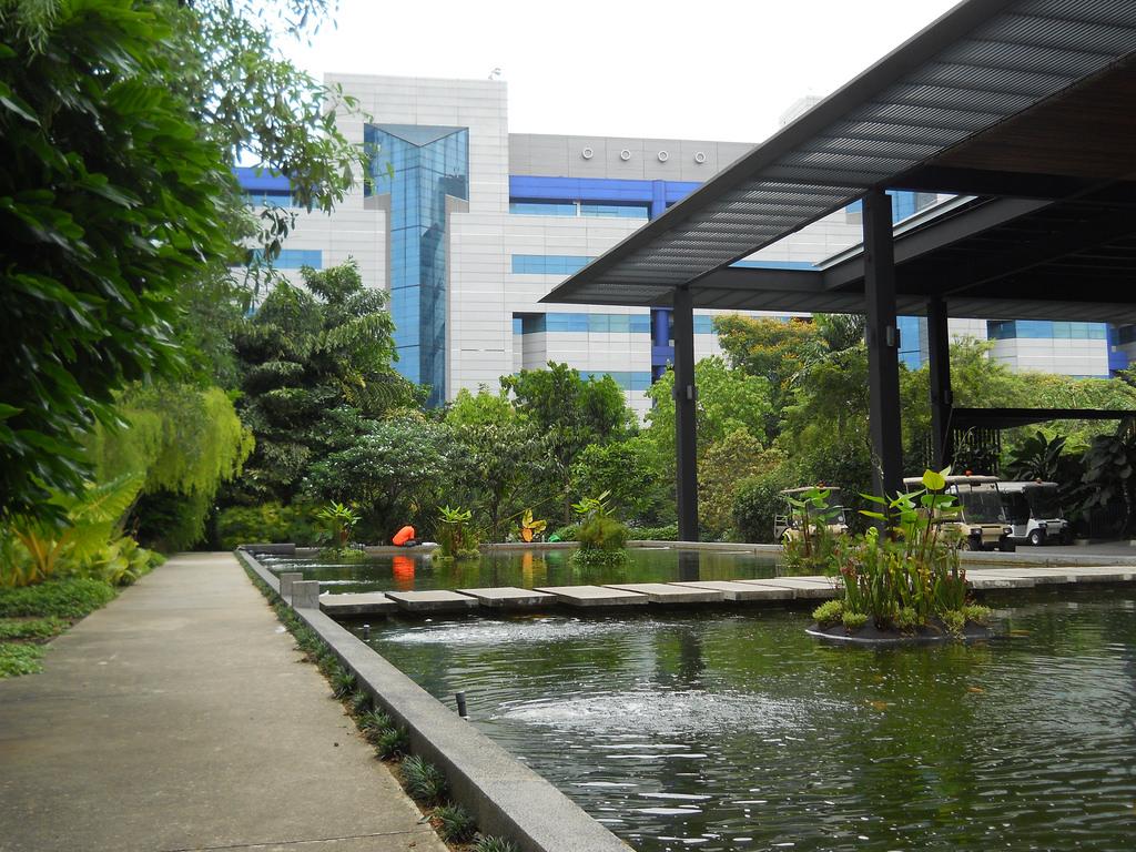 シンガポール西部