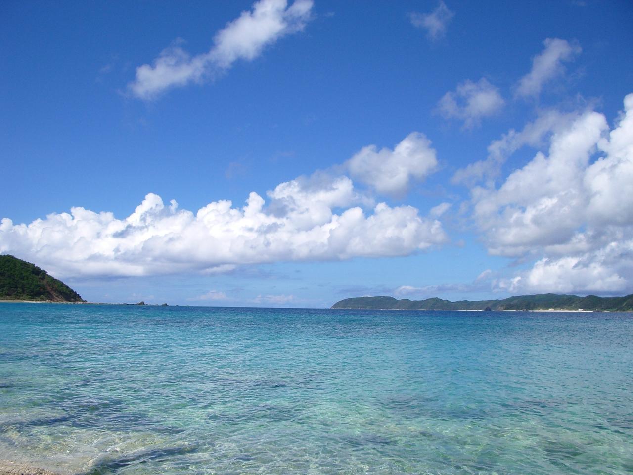 奄美群島(奄美大島~与論島)