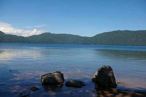 北海道の倶多楽湖へ観光に出掛けよう!
