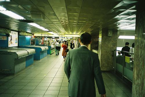 tokyo metro yurakucho