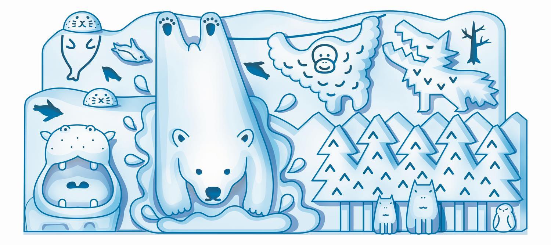 旭川冬まつり2017の楽しみ方!ゲストは誰?雪像と来場者数すごい!