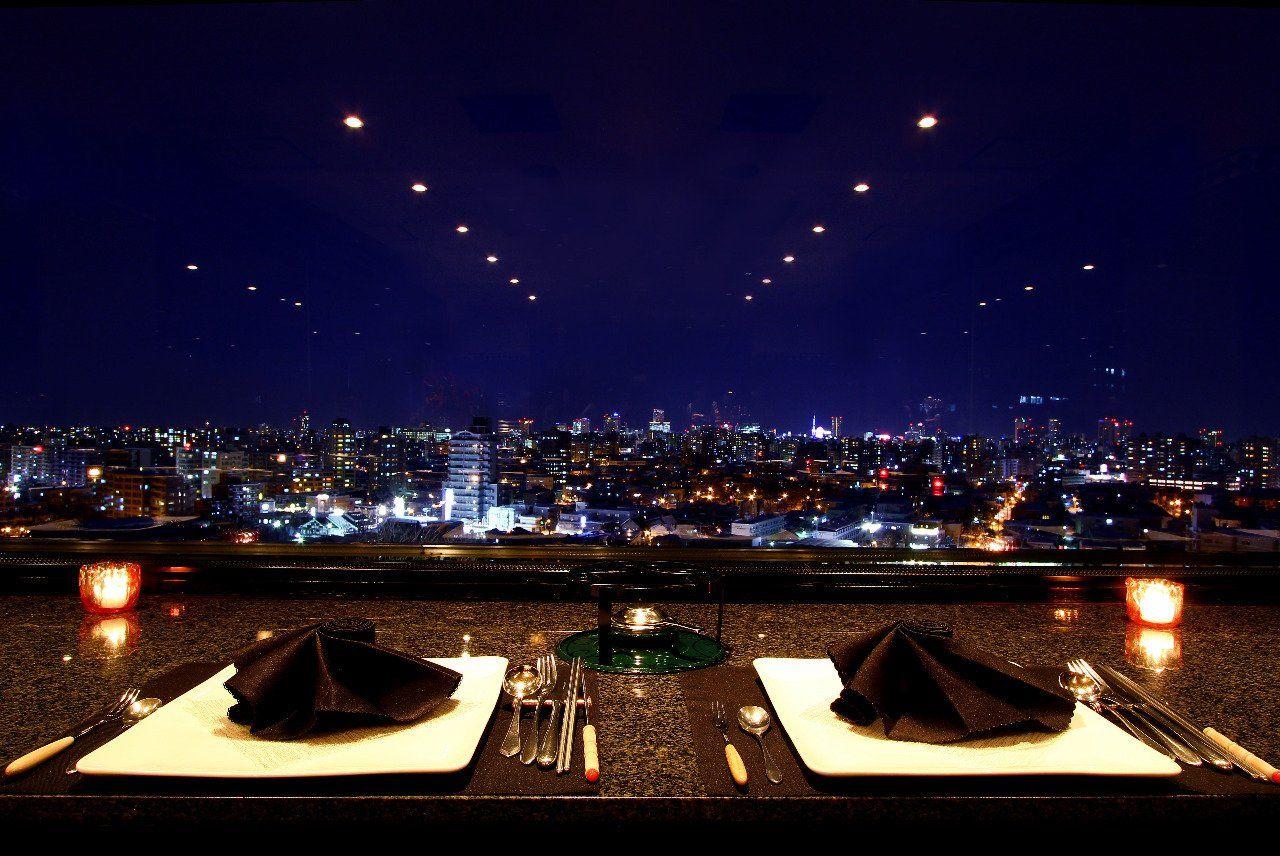 札幌の夜景がきれいなスポット&レストラン特集!デートにおすすめ!