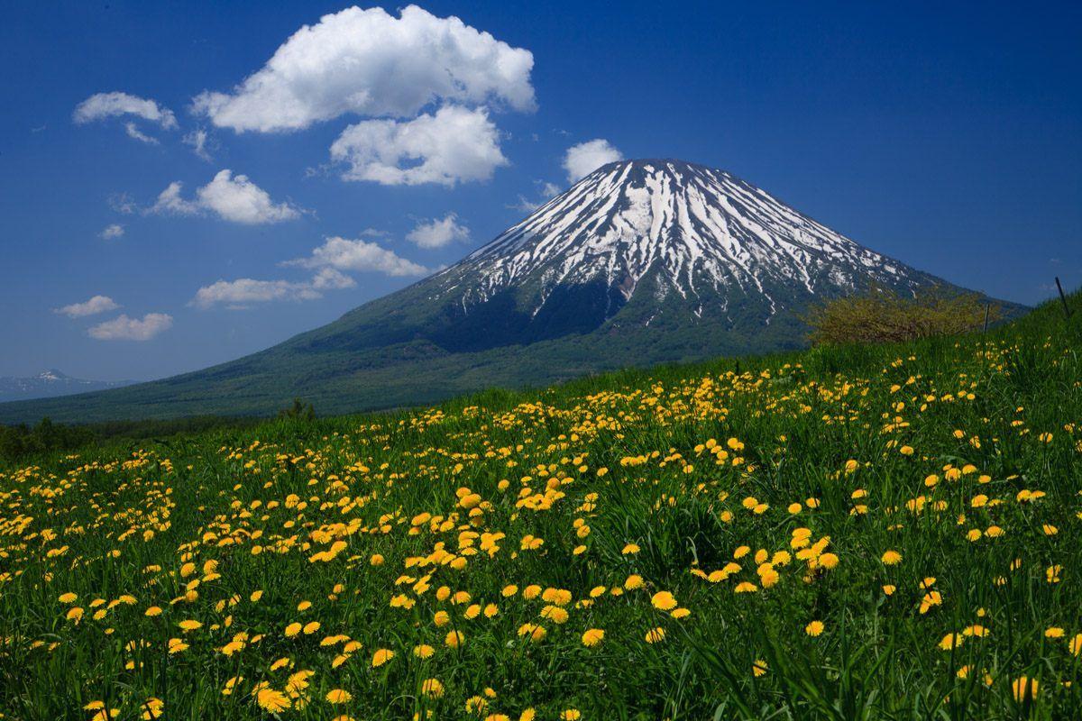 北海道の登山で初心者におすすめの山は?難易度別に紹介!装備の解説も!