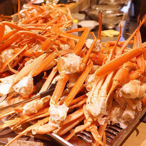 札幌のカニが食べ放題のおすすめ店まとめ!安いと人気!お土産にも!