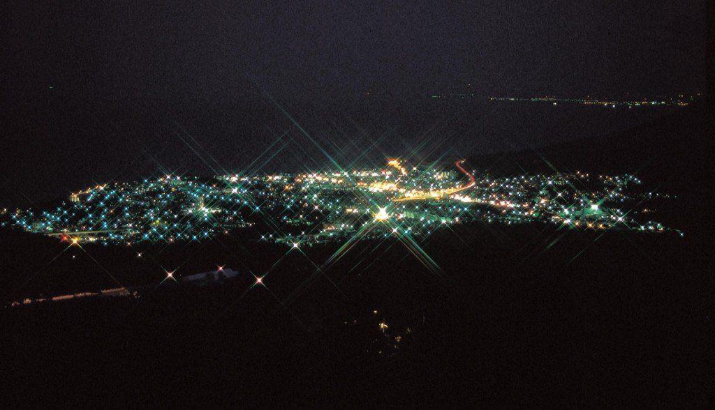 小樽の夜景スポットを紹介!デートやドライブで行きたい!【天狗山・運河】