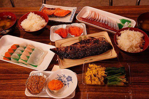 八戸の朝市でのおすすめ朝食まとめ!新鮮な海鮮を堪能!時間は?