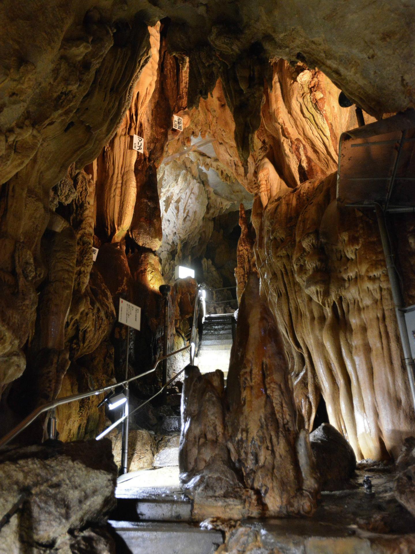 龍河洞は高知県の鍾乳洞!アクセス・所要時間など!冒険コースがおすすめ!