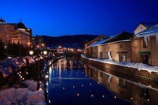 『小樽運河クルーズ』の魅力を紹介!口コミでの評価は?夜の景色も素敵!