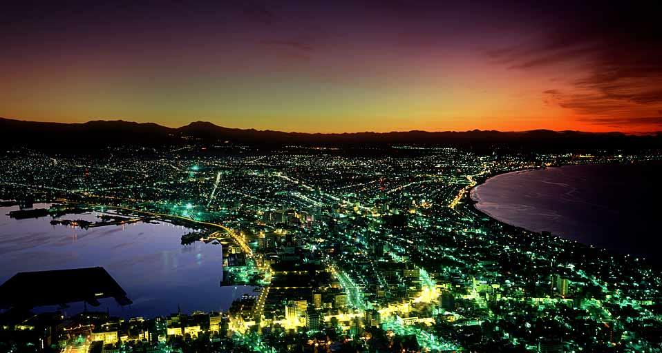 函館の夜景スポットまとめ!ハートに見える場所は?絶景の穴場も紹介!